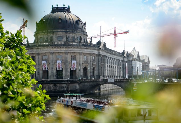 Berlin museum returns Nazi-looted treasure to heirs of Jewish owners