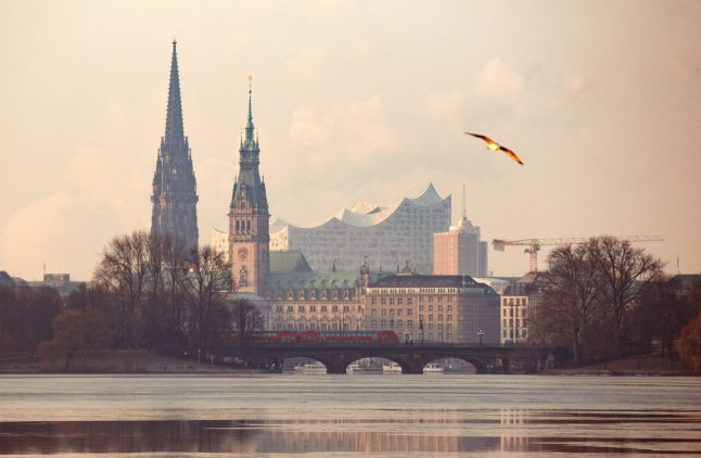 13 things you can do for free in Hamburg this summer