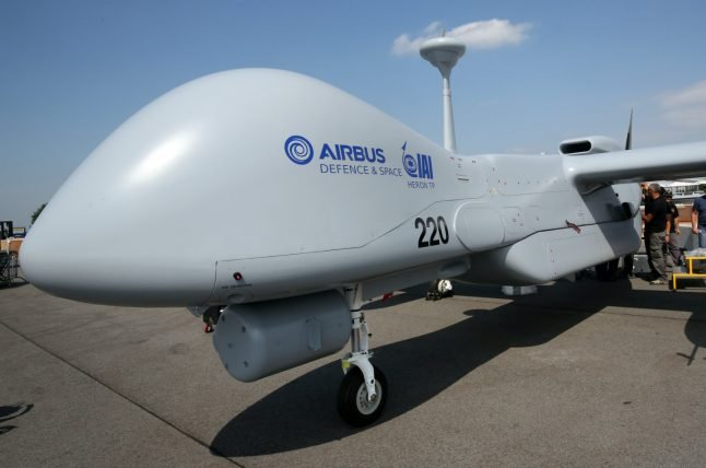 German military to get its first ever combat-capable drones