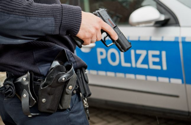 German police shot dead 14 people in 2017, more than in previous years