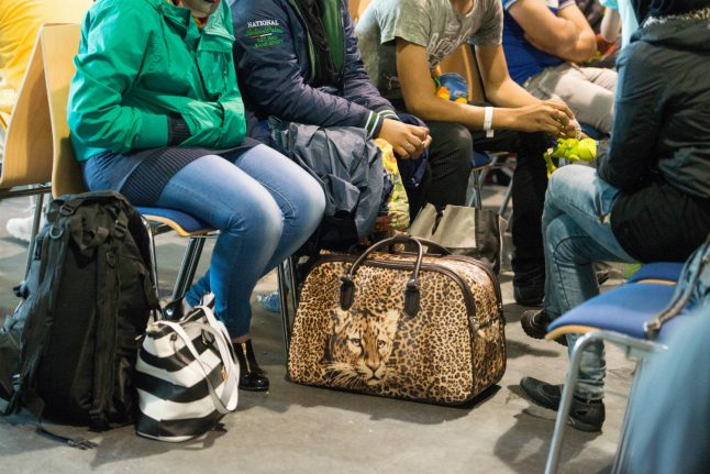 Number of new asylum seekers in Germany dropped 70 percent last year