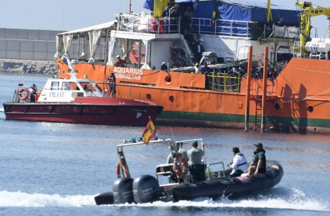 France and Germany seek new migration solutions as rescue ships left adrift