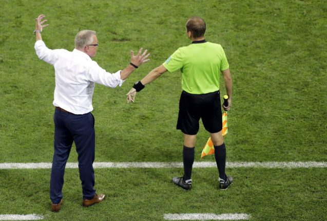 Fifa opens case against Germany staff accused of 'rubbing it in Sweden's faces'