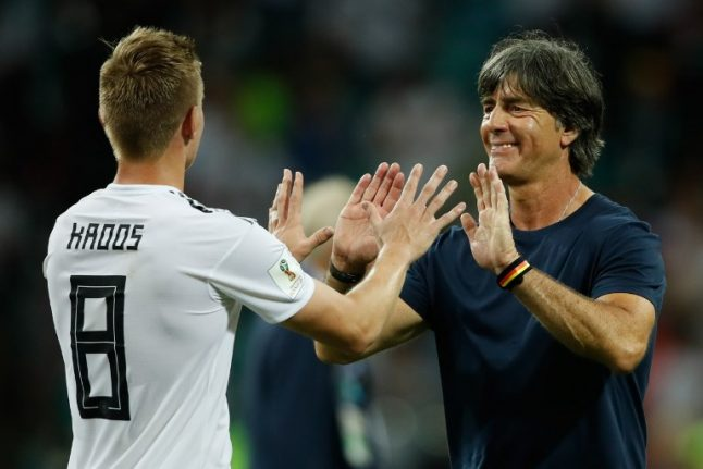 German crisis averted for now, but World Cup holders have work to do