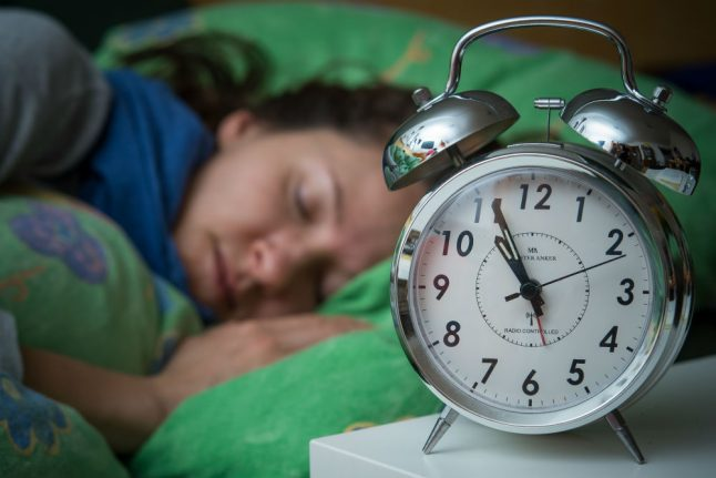 Müde and moody: sleep deprivation is making Germans irritable, experts say