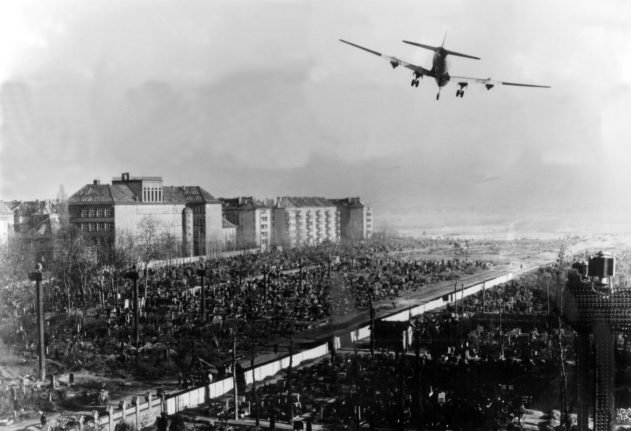 When occupiers became friends: 70 years on from the Berlin airlift