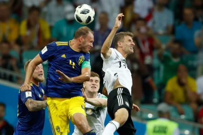 Germany rescue World Cup hopes with dramatic win over Sweden