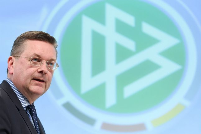 DFB president Grindel admits to mistakes in Özil affair