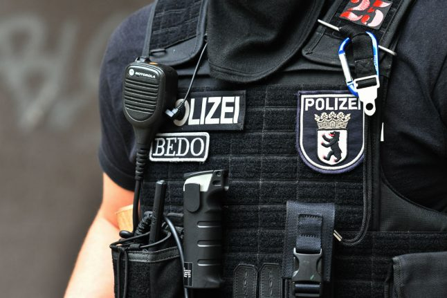 Berlin police confiscate 77 properties connected to crime family