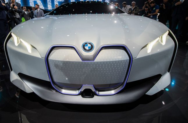 New Chinese battery factory electrifies German e-car revolution