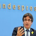 Puigdemont to return to Belgium from Germany