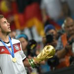 After scoring dream goal for Germany, what happened to Mario Götze?