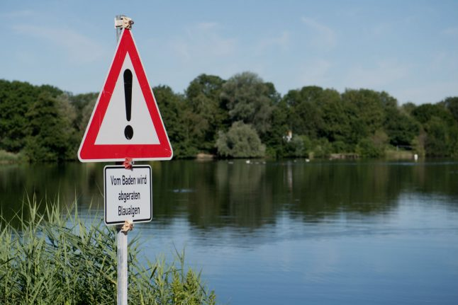 Six deaths in 24 hours as Germany suffers spate of swimming accidents