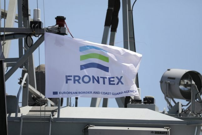 Germany tells Italy it will take 50 migrants from Frontex ships