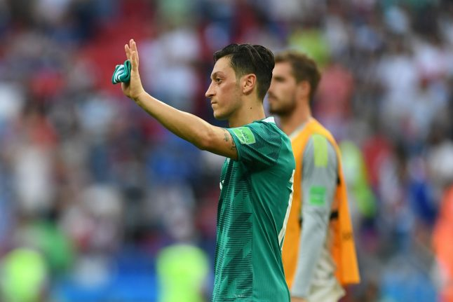 Update: Özil quits Germany side after 'racism' as Turkey applauds