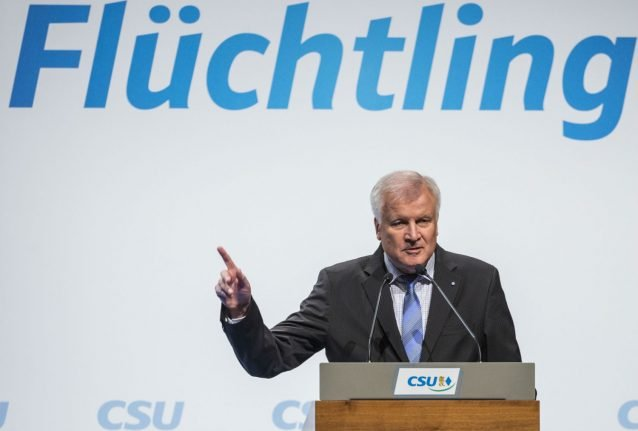 Report: Seehofer wrote controversial Brexit letter without government approval
