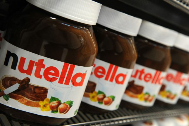 Getting kids to eat 16kg of chocolate to win football isn't sporting, MPs tell Nutella
