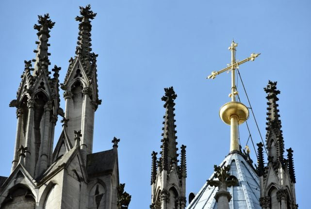 Crossed wires: why church tax is causing extra stress for expat tax payers
