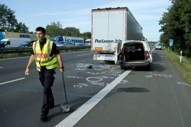 Lower Saxony calls in 'elf commissioner' to tackle autobahn deaths