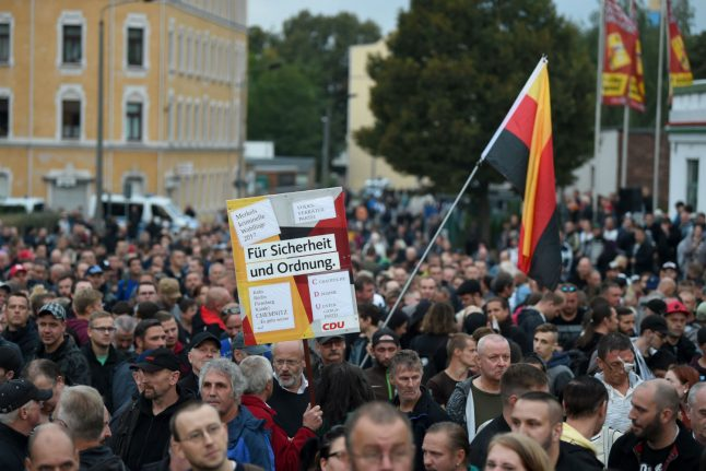 'We aren't all Nazis': Chemnitz on edge after anti-migrant violence