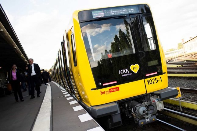 Why Berlin's public transport payment system might just be more modern than London's