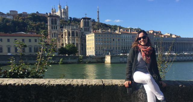 What makes Lyon the perfect city for international MBA students?