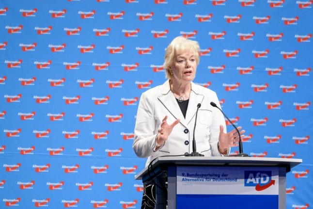 Former AfD activist to face legal action over exposé book