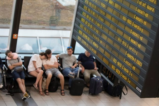Cancellations and compensation: what rights do Ryanair passengers have?