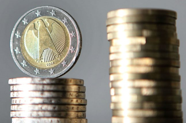 Good news Germany: you now have less than €2,000,000,000,000 in debt