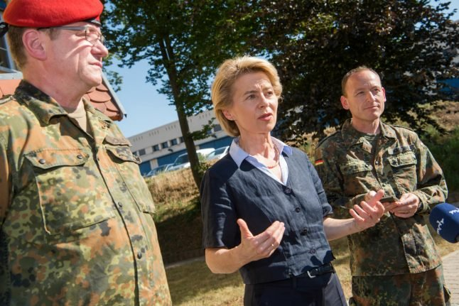 Germany considers recruiting foreign EU nationals to boost army