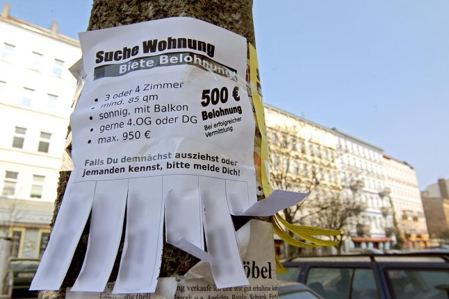 Berlin 'considers' banning foreign buyers to counter house price rises