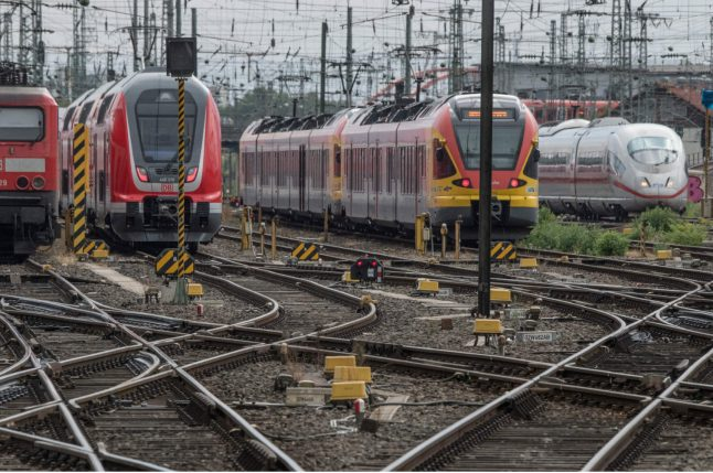 Here's what to know about train disruptions after storm 'Nadine'