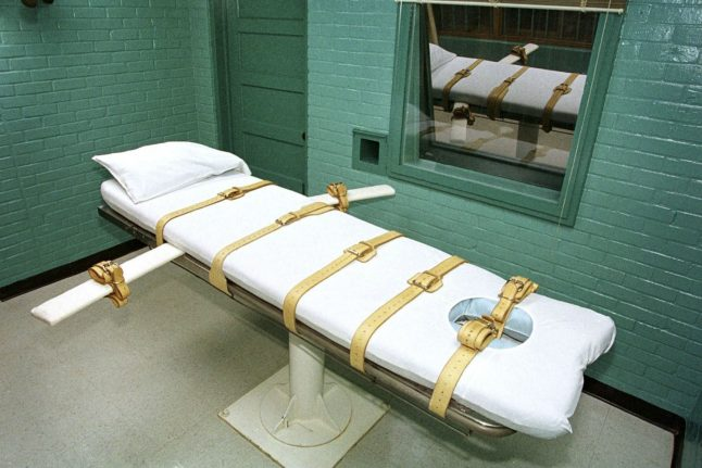 German drug maker claims US state illegally obtained its product for execution