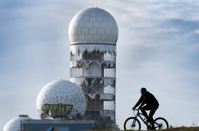 Cafe, memorial and even more rubble: Back to the future for Berlin's 'Devil's Mountain'?