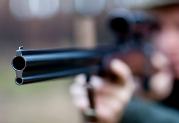 Bullet fired from hunting rifle kills man on Bavarian road