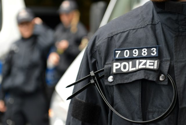 Riot police called in after angry nerds storm tiny Bavarian village