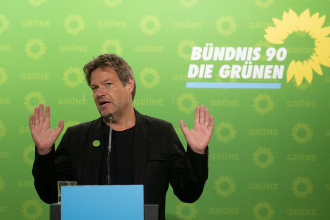 Greens will replace SPD long term, says pollster