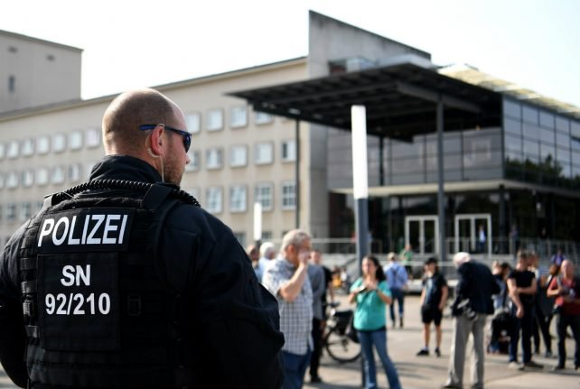 New suspicion of police cooperation with far-right: Chemnitz arrest warrant leaked