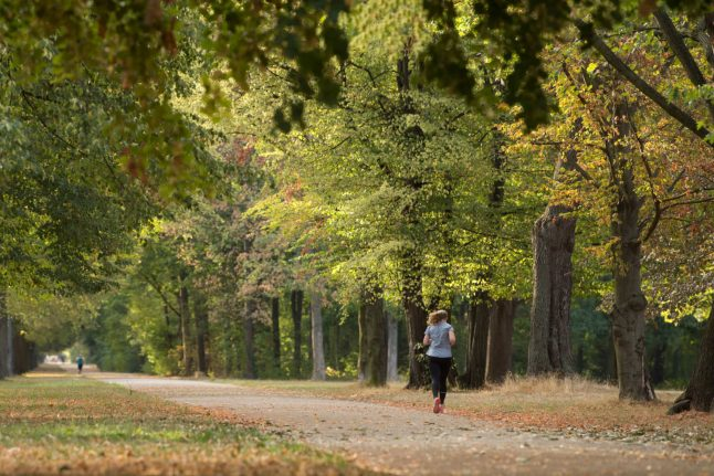 'First taste of autumn' as cold front hits Germany at the weekend