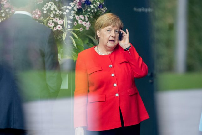 Three crises that have rocked Merkel since her re-election