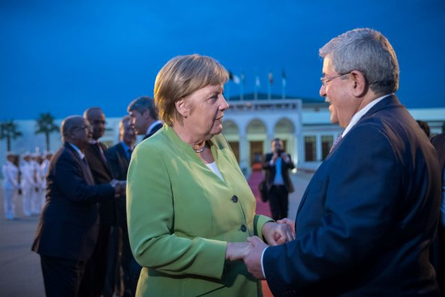 Algeria will take back its citizens illegally residing in Germany