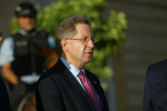 Germany's top spy: A tumultuous history with the far-right
