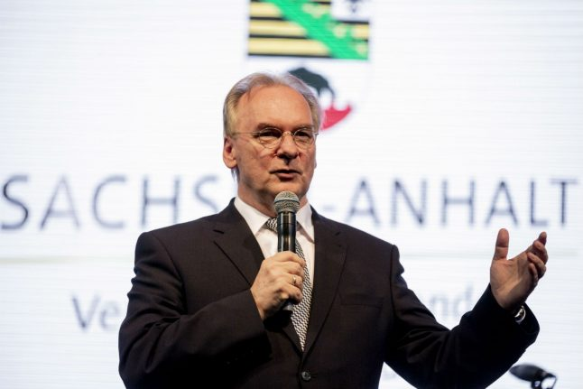 'Right-wing extremism not an East German issue': Saxony-Anhalt minister president