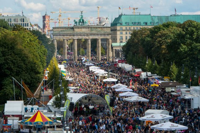 9 Events not to miss throughout Germany in October 2018