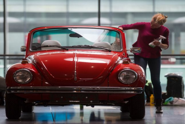 Volkswagen to end production of iconic German cars