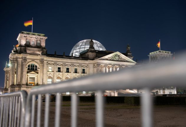 One year on from election, far right has transformed German politics