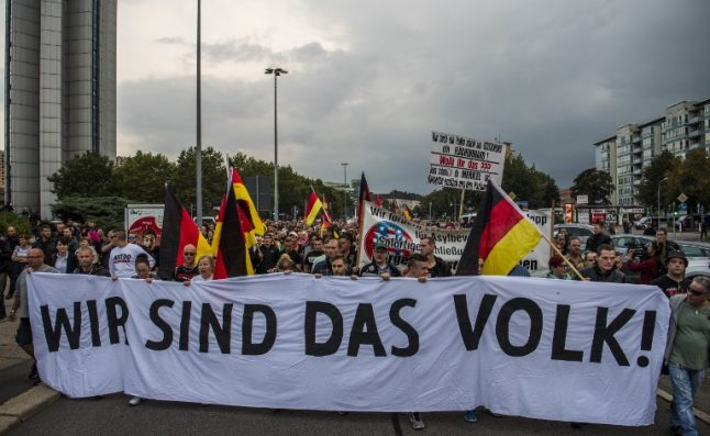 German far-right wants to 'reclaim' Chemnitz after fatal stabbing