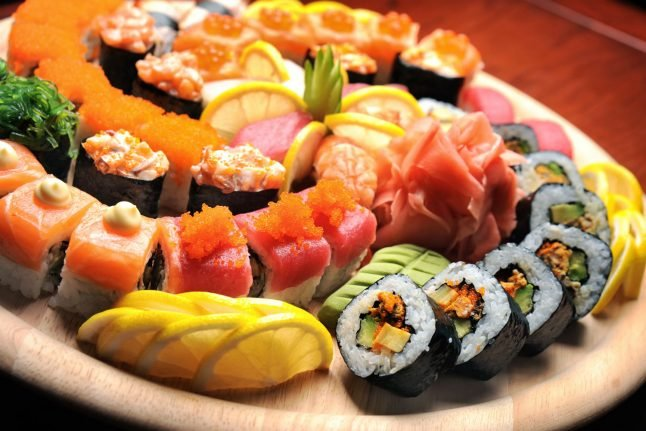 German triathlete banned from all-you-can-eat sushi restaurant for eating too much