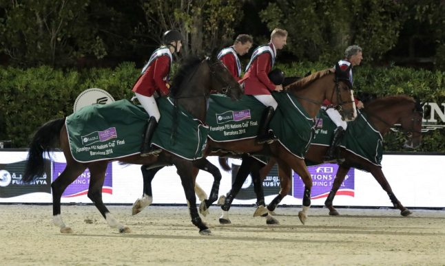 Days before world horse riding championships, abuse scandal emerges within German team