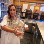 'You can't feel tired': Behind the scenes of an Oktoberfest waitress